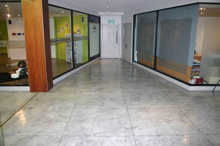 Concrete floor coatings and resurfacing new zealand for Polished concrete floors nz