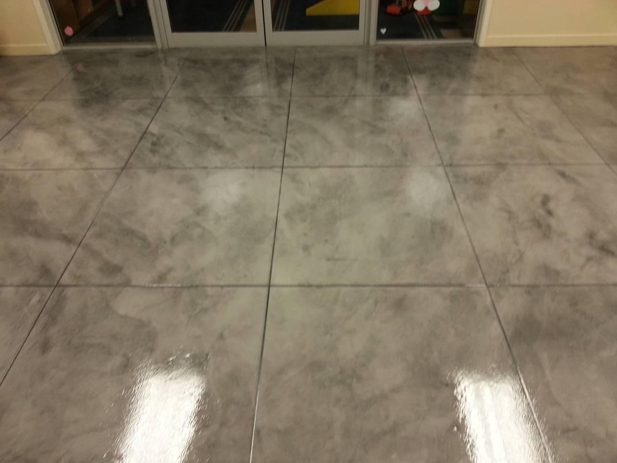 Sparta Flex Pure Solvent Free Polyaspartic Resin Floor