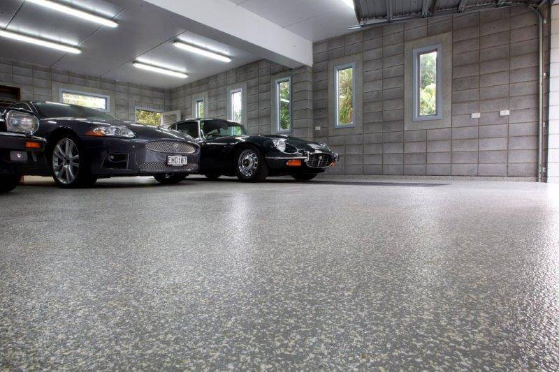 Concrete Floor Coatings And Resurfacing New Zealand