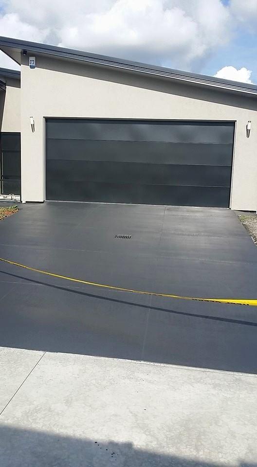 Client feedback endorsements what our clients say about us for Exterior concrete driveway paint