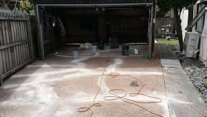 Cracked concrete repairs auckland