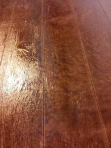 WoodCrete decorative concrete resurfacing