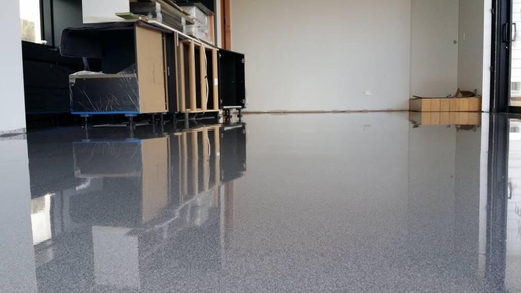 Granipoxy epoxy floor coating