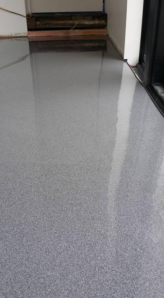 Granipoxy Self Levelling Granite Look Epoxy Floor