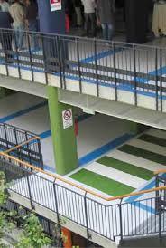 Car Parking building