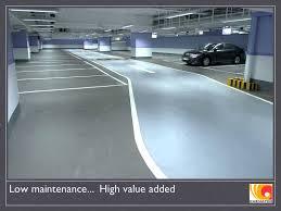 car park lane
