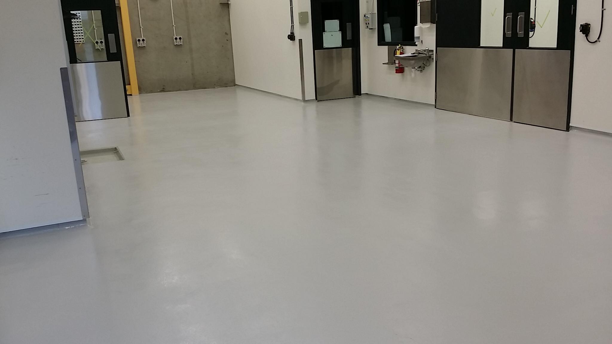 Garage Floor Coating 1 In Auckland High Preformance