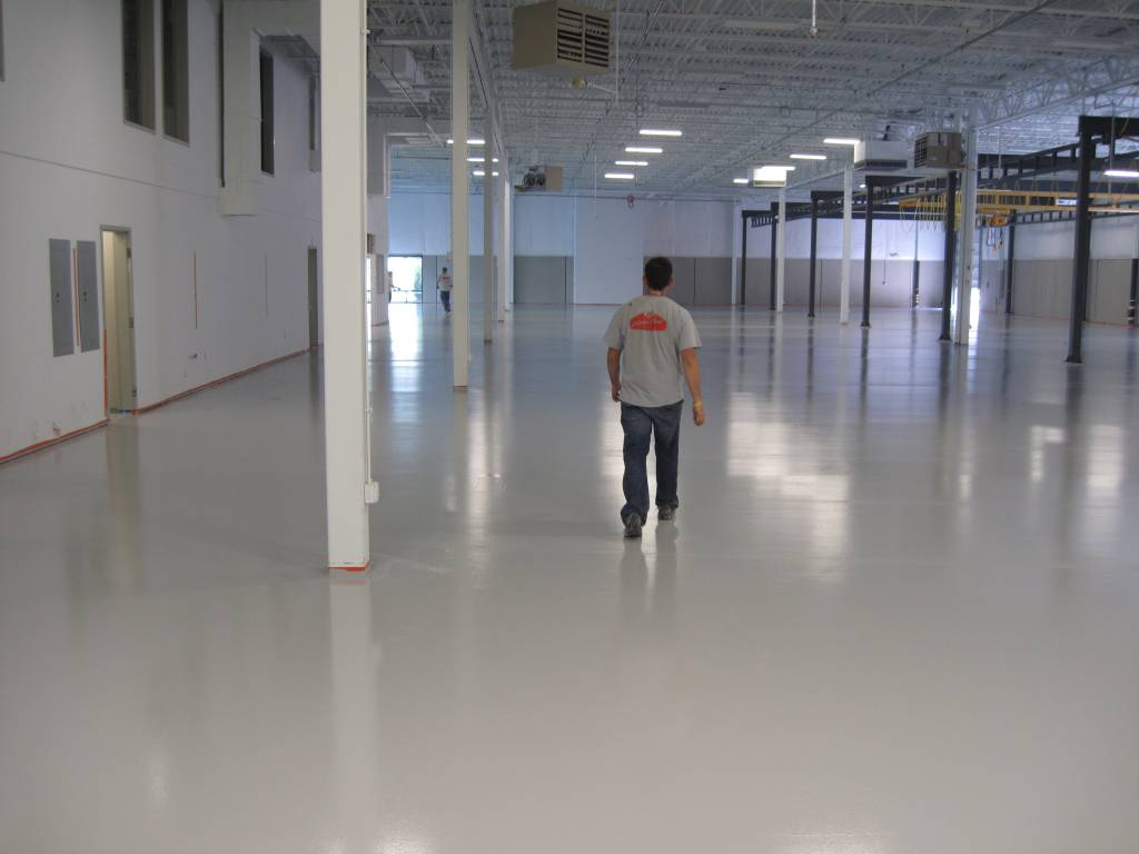 Factory Floor Paint We Are The Nz Professional Concrete