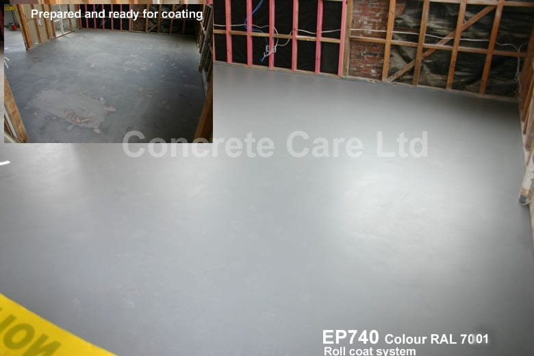 Syncoat for Floor masters