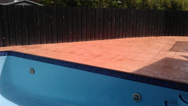 Cretecova concrete resurfacing for Floor masters