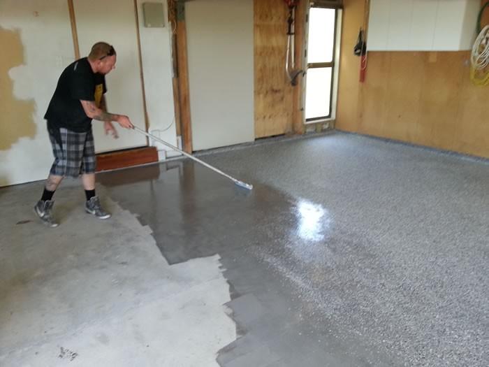 Floor Coverings New Concrete