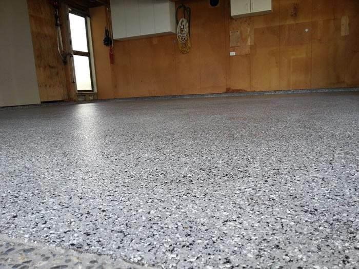 Sparta flake super durable polyaspartic floor coating nz for Floor masters