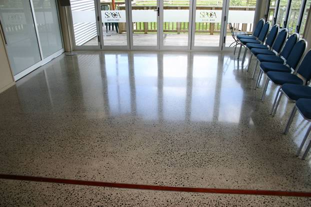 Diamond polished concrete for Floor masters